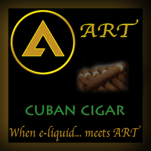 ART - Cuban Cigar 20ml