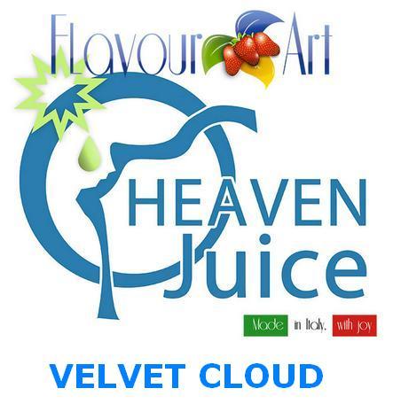 Flavour Art Velvet Cloud Ατμιστική Βάση 100ml