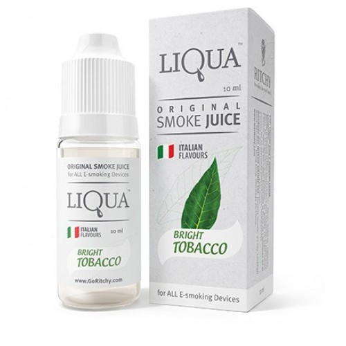 Liqua Bright Tobacco 10ml - 30ml