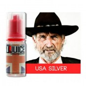 T-Juice USA Silver